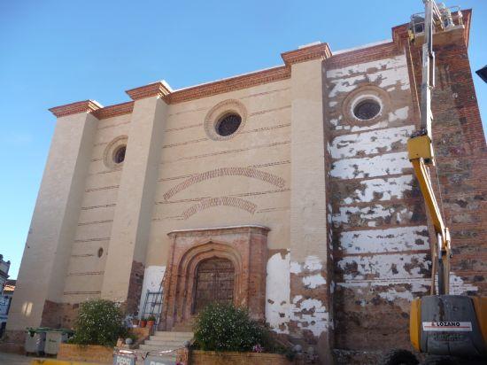 Iglesia de Calañas