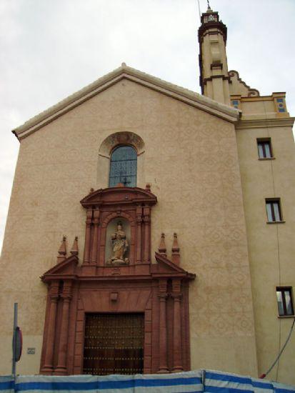 Iglesia de los Descalzos - Ecija (Sevilla)